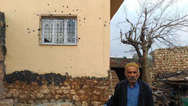 Toque de queda en el corazón de la guerrilla del PKK