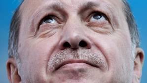 El presidente de Turquía, Erdogan