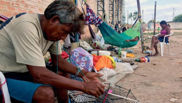 La crisis humanitaria de Venezuela colapsa la región fronteriza de Brasil