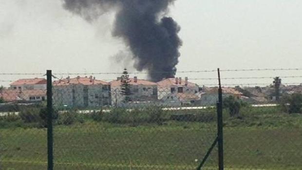 Cinco muertos por la explosión de un avioneta cerca de Lisboa