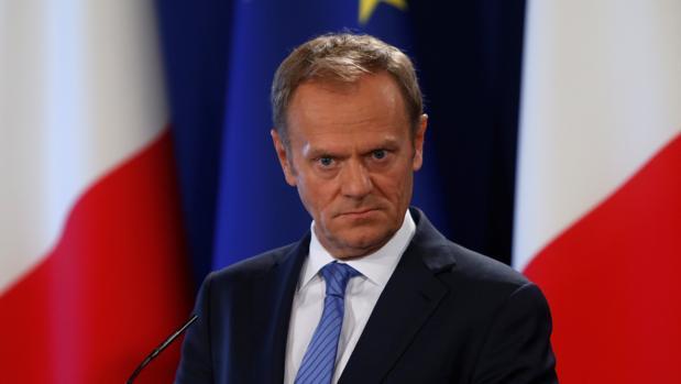 Tusk reacciona al adelanto electoral de May: «Fue Hitchcock quien dirigió el Brexit»