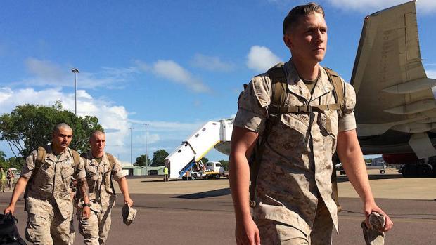 Estados Unidos despliega 1.250 marines en Australia «listos para pelear» contra Corea del Norte