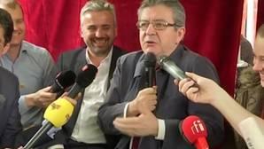 Mélenchon, el «murciano» carismático de la campaña presidencial francesa