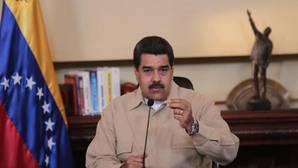 Fotografía de archivo de Nicolas Maduro