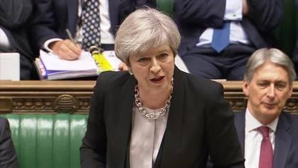 El Parlamento británico da luz verde a las elecciones anticipadas de May