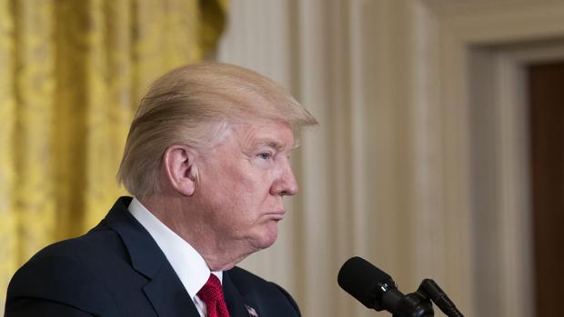 Trump: «Parece otro atentado terrorista, esto nunca acaba»