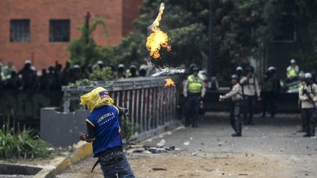 Para este sábado la oposición venezolana ha convocado una «marcha del silencio»