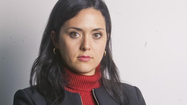 Rosaura Valentini, esposa del activista Yon Goicoechea