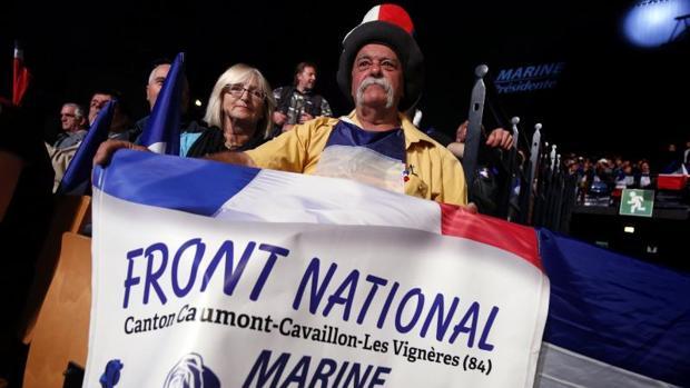 El Frente Nacional releva a su presidente interino por negar el Holocausto