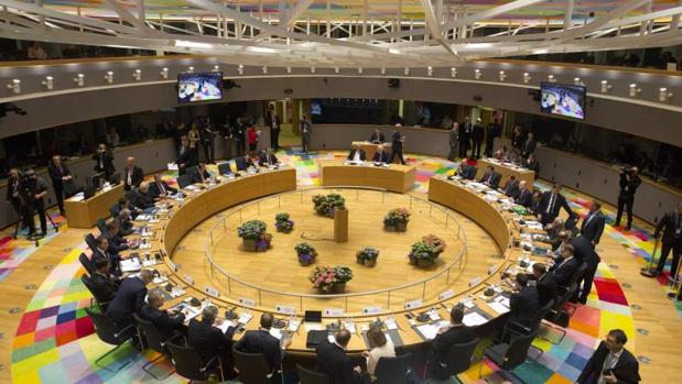 Cumbre de los 27 en Bruselas
