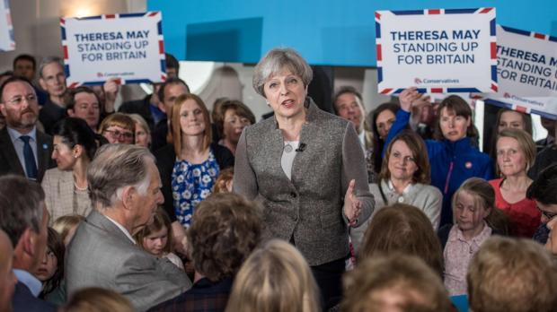 Hemeroteca: La economía británica se resfría en plena campaña electoral   Autor del artículo: Finanzas.com