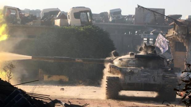Hemeroteca: Turquía mata a 100 miembros del PKK y las YPG en Siria e Irak   Autor del artículo: Finanzas.com