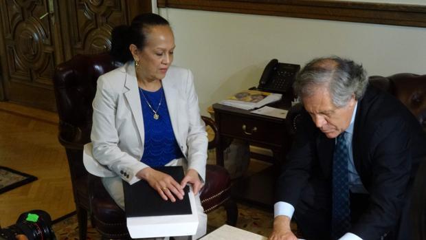 Hemeroteca: Venezuela asegura que no pagará la deuda que tiene con la OEA   Autor del artículo: Finanzas.com