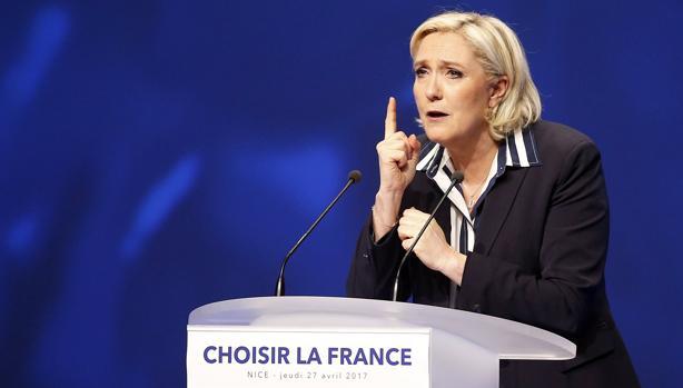 Hemeroteca: Marine Le Pen: «El euro está muerto»   Autor del artículo: Finanzas.com