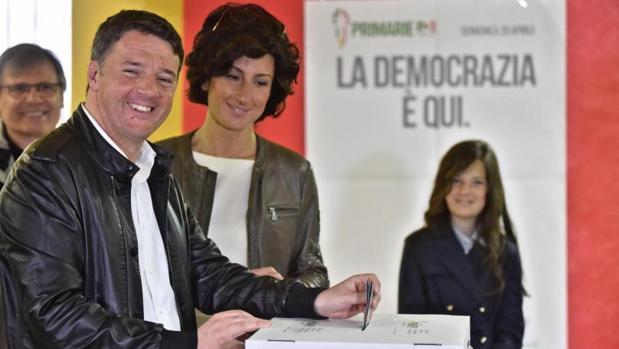 Renzi reconquista el Partido Demócrata y afirma que «se abre una página nueva»