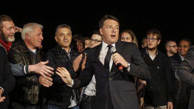 Renzi agradece el respaldo que le da la victoria en primarias del Partido Demócrata