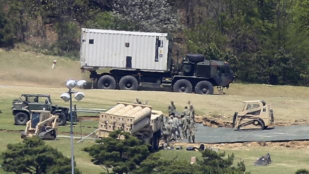 El coste del escudo antimisiles contra Kim Jong-un tensa la alianza entre EE.UU. y Corea del Sur