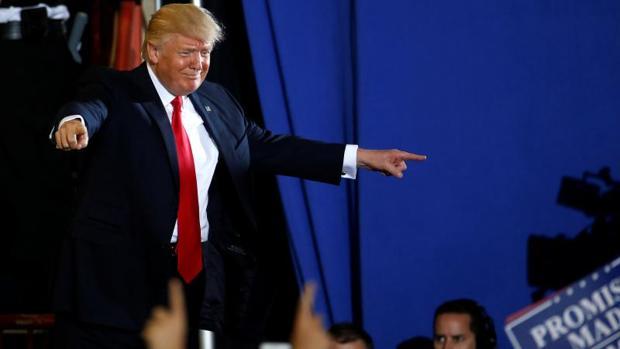 Trump dice que Kim Jong-un es «resistente» y no descarta una ofensiva militar ante sus provocaciones