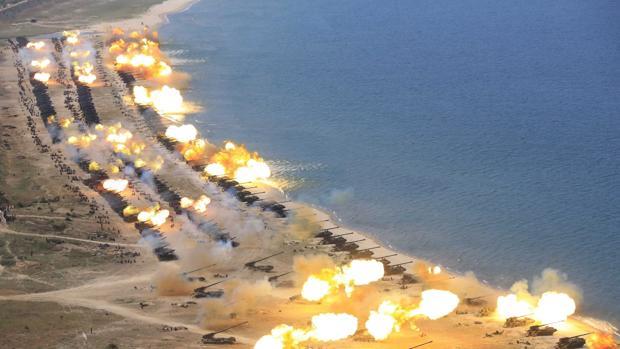 Corea del Norte amenaza con acelerar su programa nuclear ante la «presión» de EE.UU.