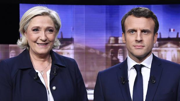 Macron contra Le Pen, sociedad abierta contra búnker ultra nacionalista
