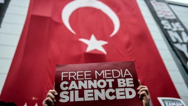 Turquía, la mayor prisión del mundo para periodistas