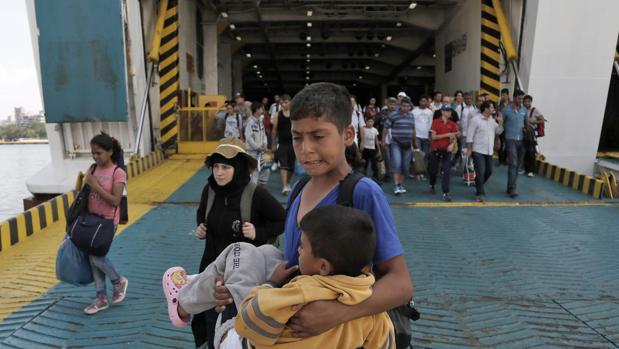 Los 25.000 menores atrapados en Europa, en riesgo de sufrir problemas psicológicos