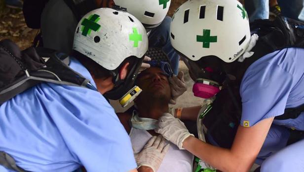 Ocho países iberoamericanos condenan el «uso excesivo de la fuerza» contra los civiles en Venezuela