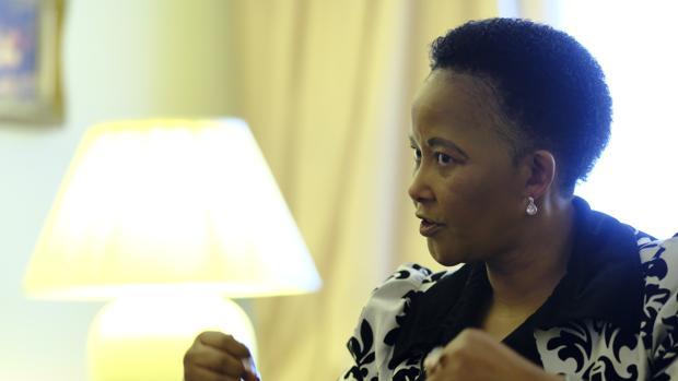 «Seguimos teniendo una economía heredera del apartheid»