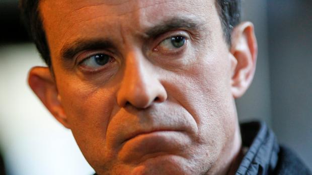El ex primer ministro francés, Manuel Valls, en una imagen de archivo
