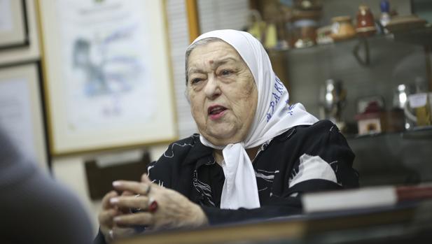 Hebe de Bonafini, líder de las Madres de Plaza de Mayo, procesada por presunto fraude