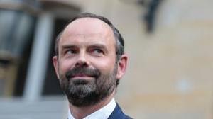 El nuevo primer ministro francés Édouard Philippe