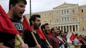 El país heleno ha vivido su primera jornada de huelga general en lo que va de año
