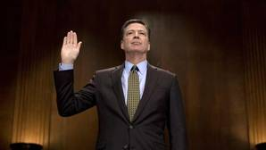 El exdirector del FBI, James Comey