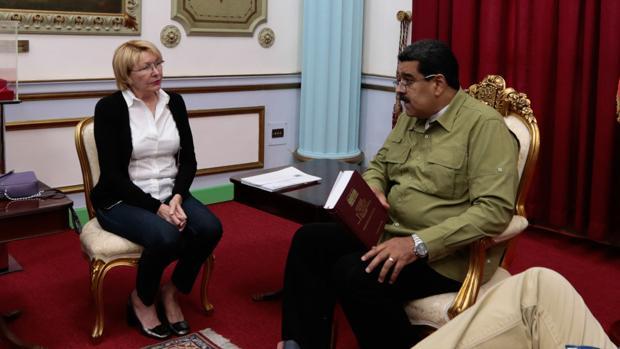 La fiscal general de Venezuela rechaza la Asamblea Constituyente que impulsa Maduro