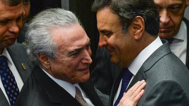 El Fiscal brasileño acusa a Temer y a un senador de impedir el avance de las investigaciones de corrupción