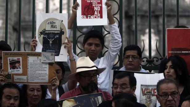 México no es país para periodistas