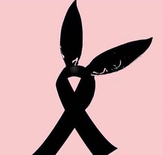 Las redes sociales comienzan a solidarizarse con las víctimas del concierto de Ariana Grande con las orejas simbólicas de la cantante