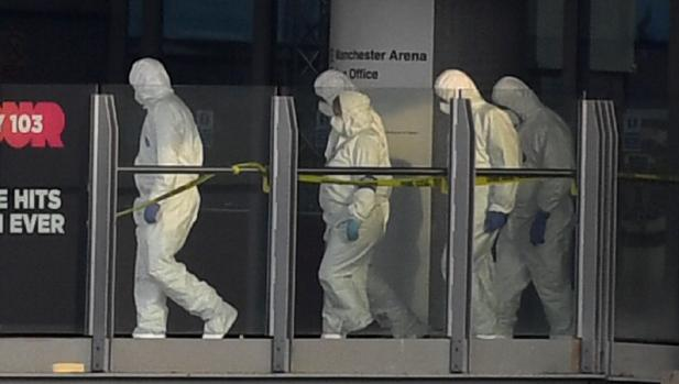 En directo: El atentado de Manchester fue cometido por un terrorista suicida que actuó solo