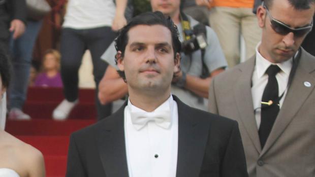 Alejandro Betancourt López, en una imagen del año 2012