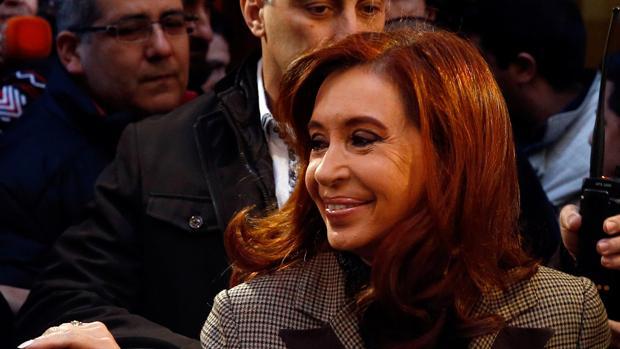 Cristina Fernández de Kirchner quiere ser senadora