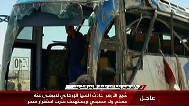 Hemeroteca: Al menos 26 muertos en un ataque contra cristianos coptos en Egipto | Autor del artículo: Finanzas.com