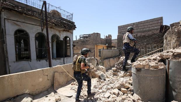 Hemeroteca: El ejercito iraquí lanza una ofensiva para capturar la Ciudad Vieja de Mosul, bastión del Daesh | Autor del artículo: Finanzas.com