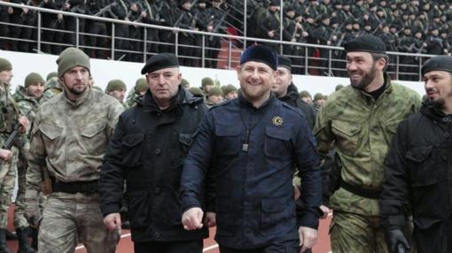 Kadirov y los suyos