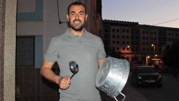 El activista Nasser Zefzafi en una foto de hace unos días