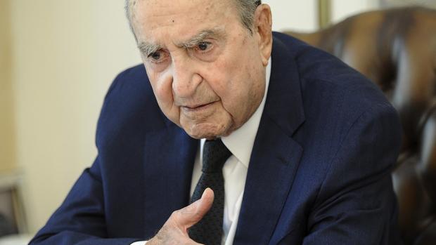 Fallece Constantino Mitsotakis, ex primer ministro griego y presidente honorario de Nueva Democracia