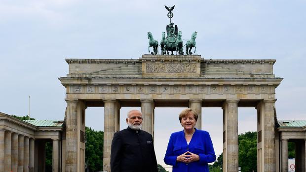 Alemania se reorienta hacia Oriente