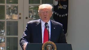 Trump se retira del Acuerdo del Clima de París para renegociarlo
