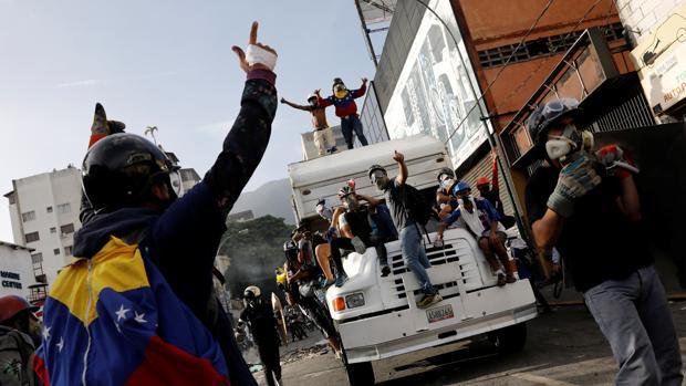 Venezuela ha entrado en la «lista negra» de países no recomendados para viajar