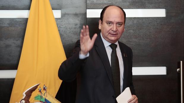 Cinco detenidos en el caso Odebrecht durante una serie de registros policiales en Ecuador
