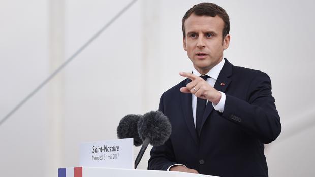 Macron, absolutismo posmoderno